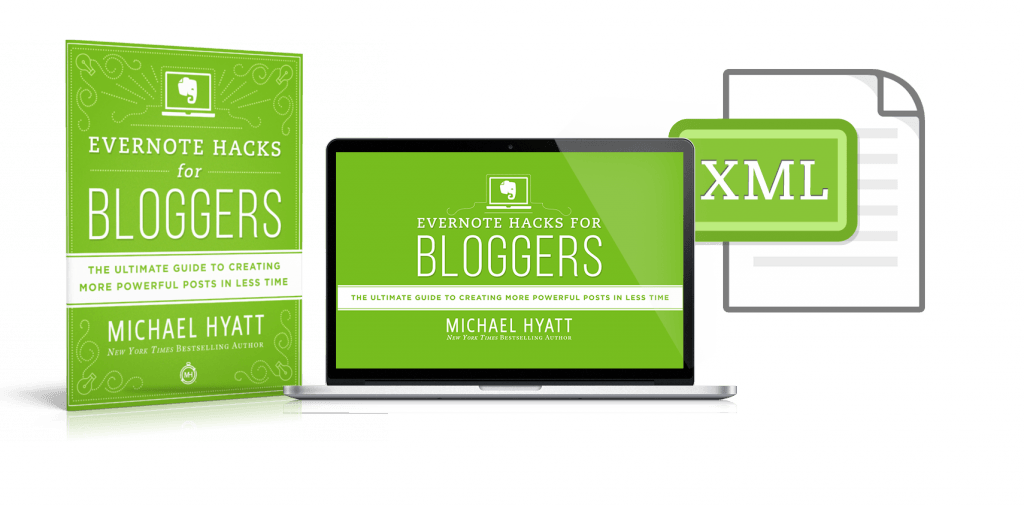 Evernote Hacks for Bloggers Ebook by Michael Hyatt