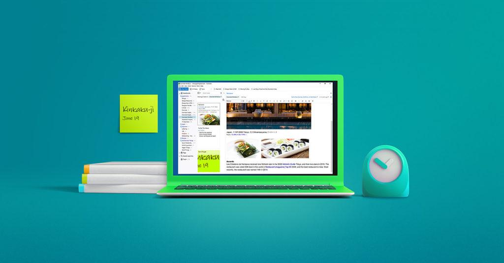 Evernote for Windows Store, Edge & Outlook | Evernote