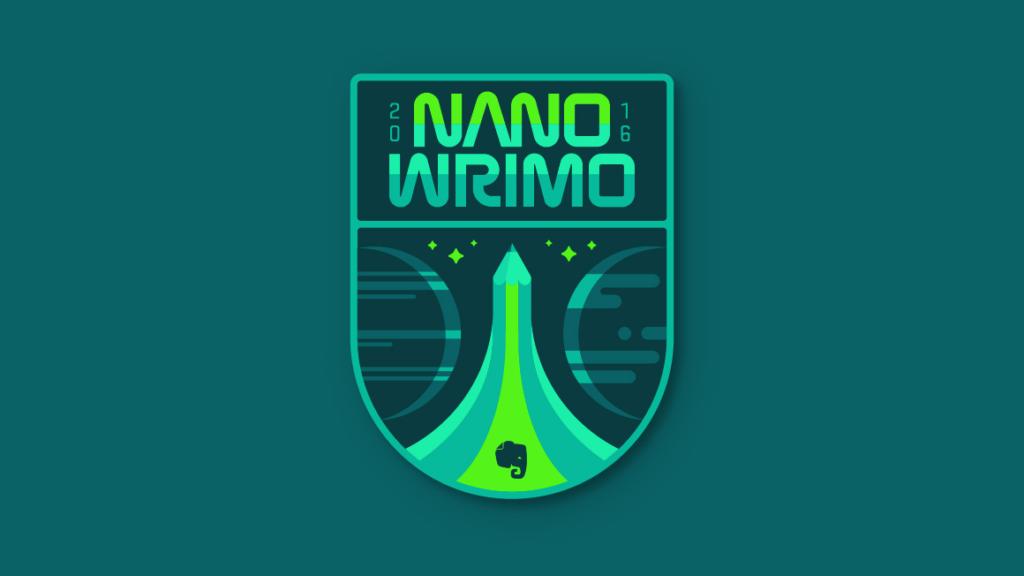 NaNoWriMo 2016 Logo