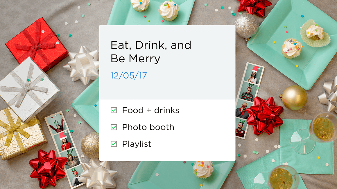 9 templates to plan an office holiday party
