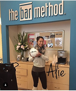 Alie: The Bar Method