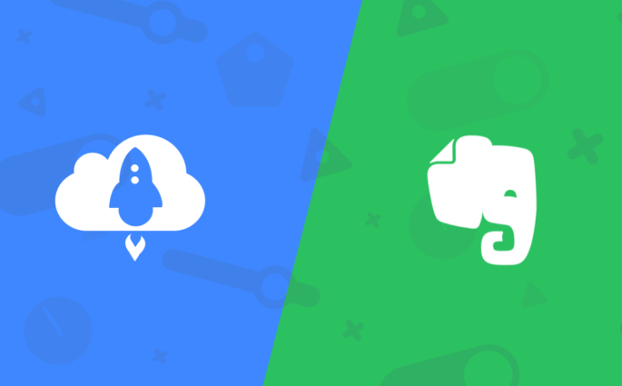 Evernote and Launchpad Logos