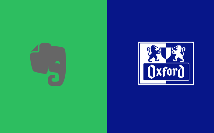 Evernote and Oxford Logos