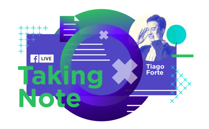 Taking Note Podcast Live with Tiago Forte