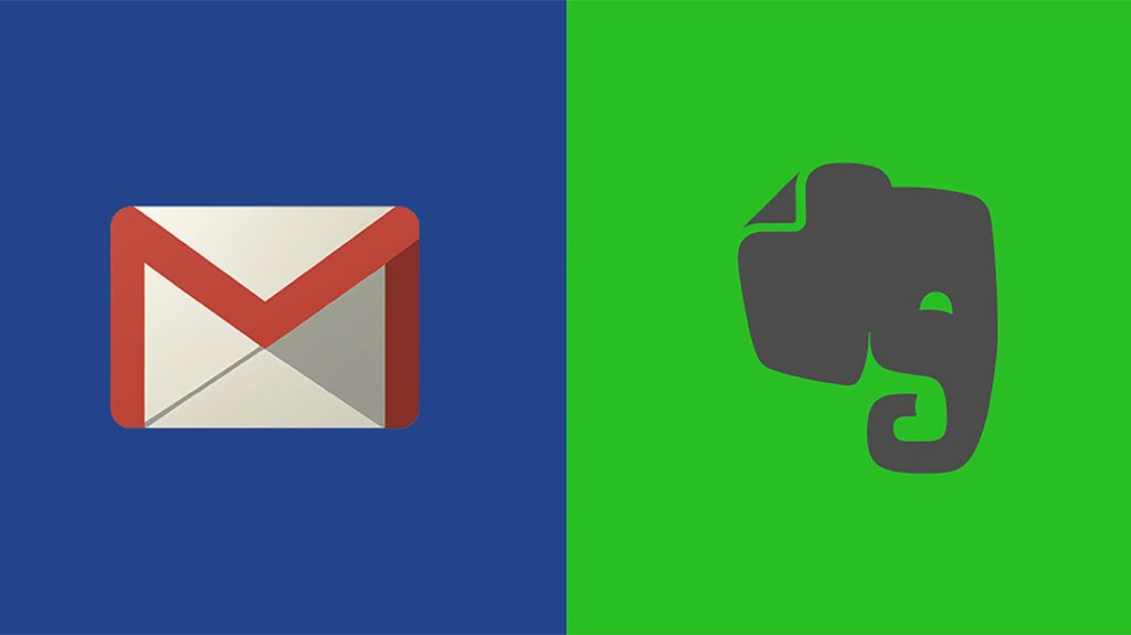 Gmail and Evernote Connection IFTTT