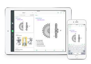 Evernote 8.0 iOS