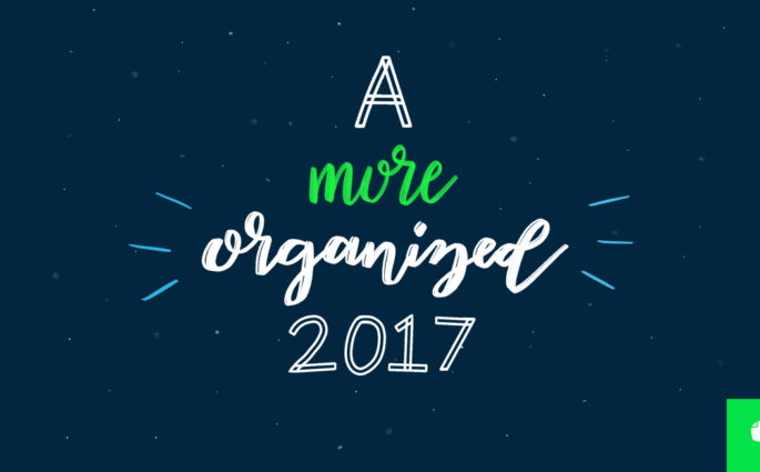 A More Organized 2017