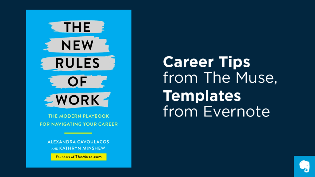 The New Rules of Work Book Cover