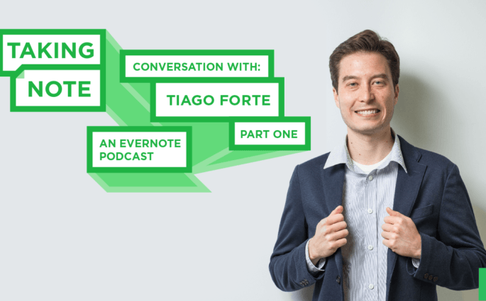 Taking Note Podcast with Tiago Forte