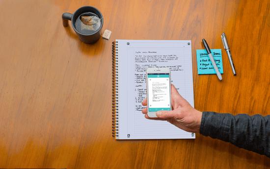 Scribzee App Scanning Notes