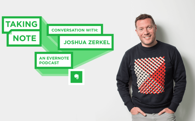 Taking Note Podcast with Joshua Zerkel