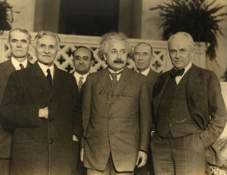 Albert Einstein and other Men