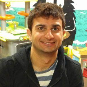 Senior Software Engineer Ammar Khaku