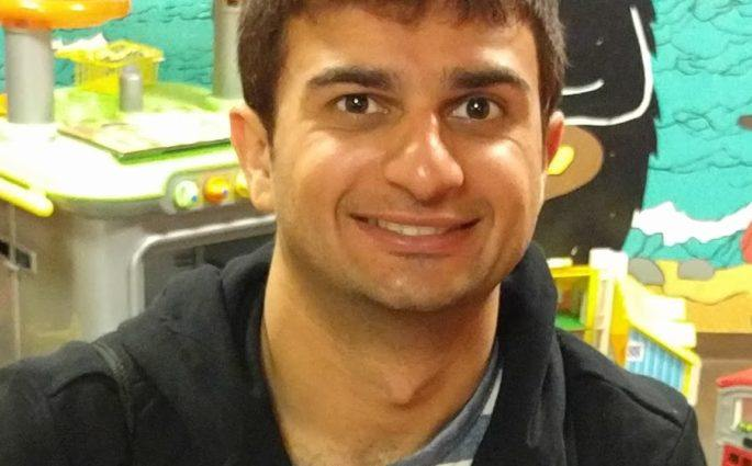 Senior Software Engineer Ammar Khaku