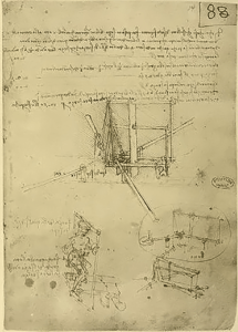 DaVinci Mechanical Notes