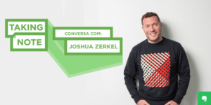 Diretor da comunidade Evernote Joshua Zerkel