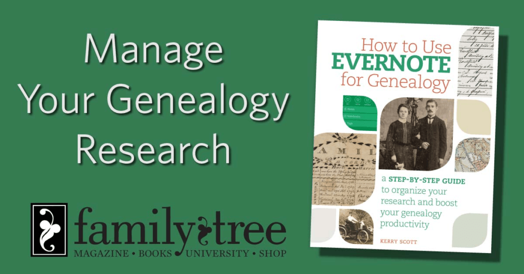 Family Tree: Manage your Genealogy Research