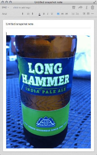 Long Hammer Pale Ale