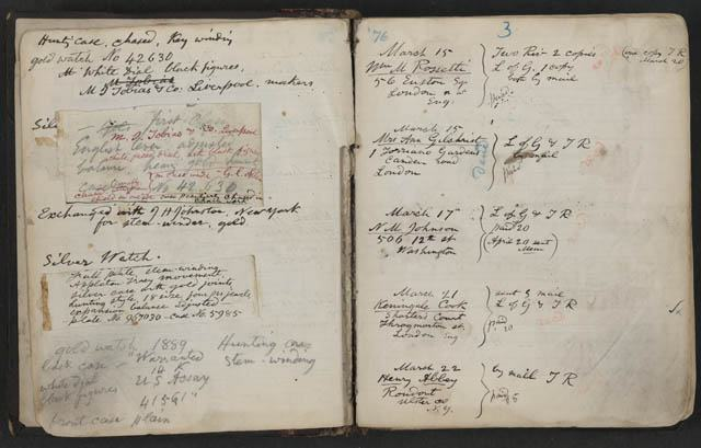 Walt Whitman Commonplace Book