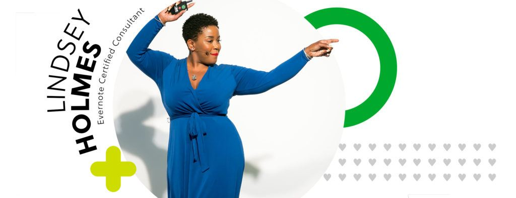 See How This Entrepreneur Finds Her Focus With Evernote