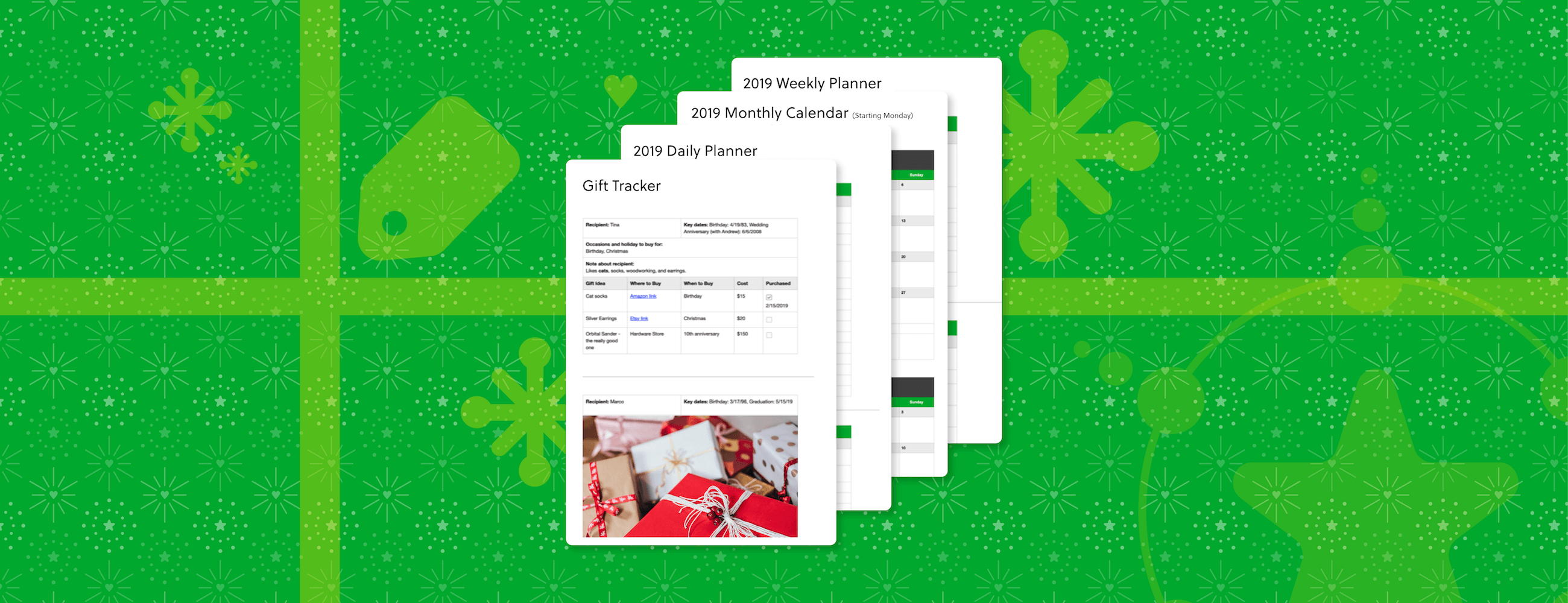17 New Templates To Plan Your Holidays Evernote Blog