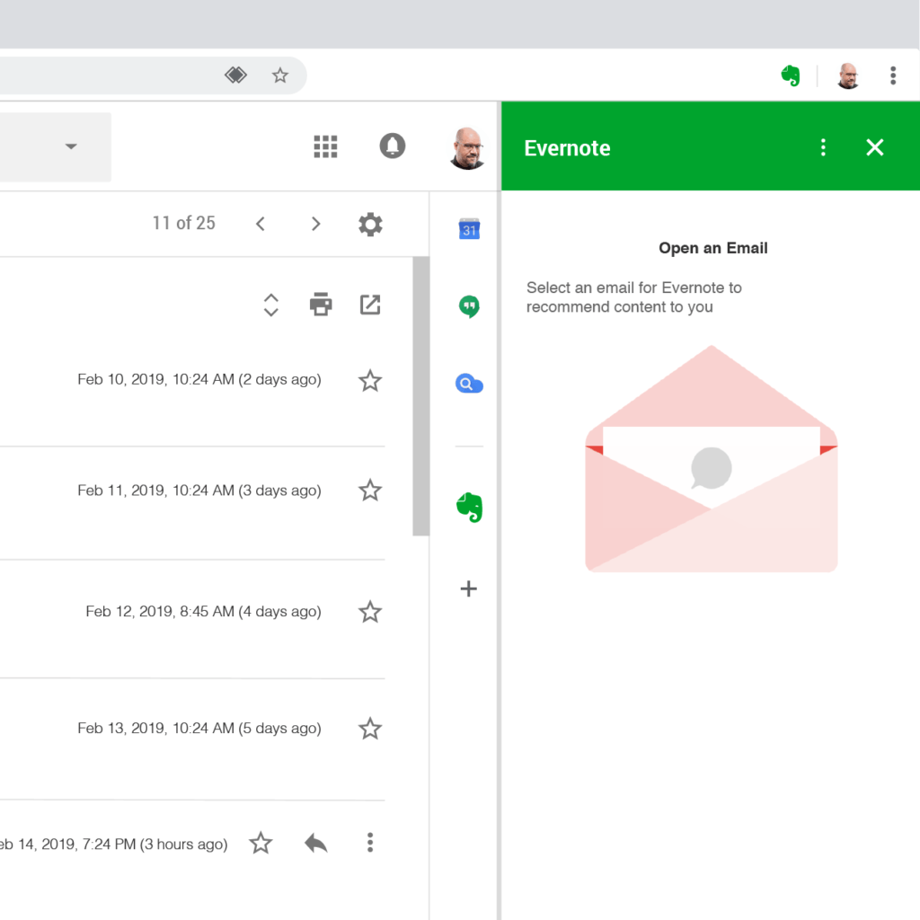 Introducing Evernote For Gmail Evernote Blog